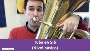 Aprende a tocar la tuba en sib