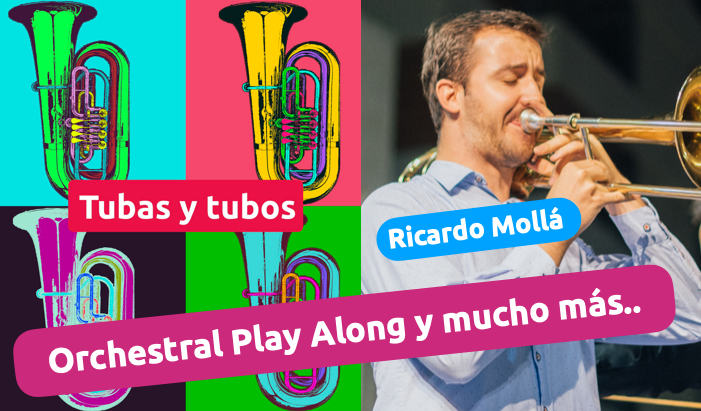 Orchestal Play Along y mucho más con Ricardo Mollá Albero