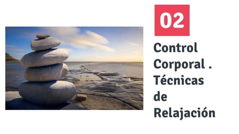2. Control corporal