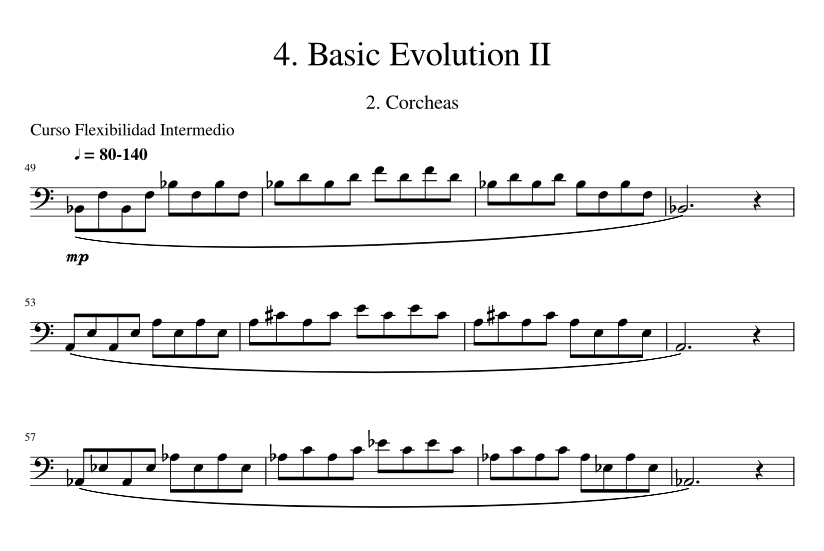 Basic Evolution II