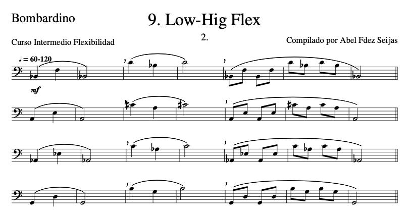 Low-Hig Flex