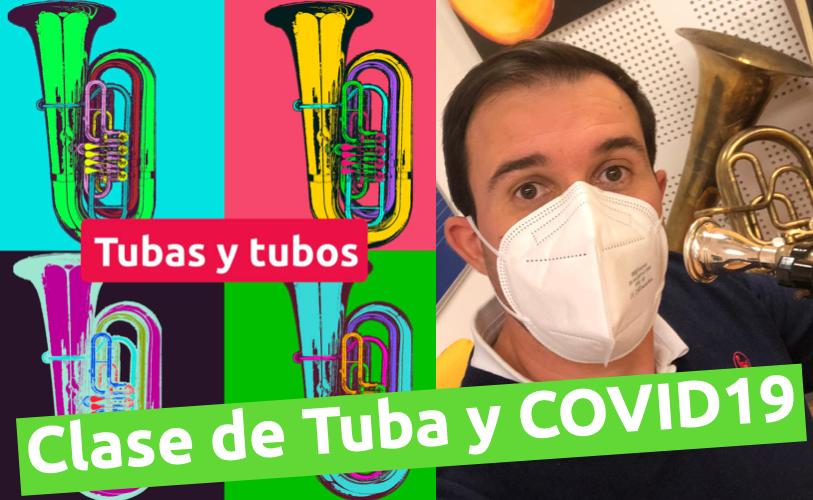 Clases de tuba y COVID19