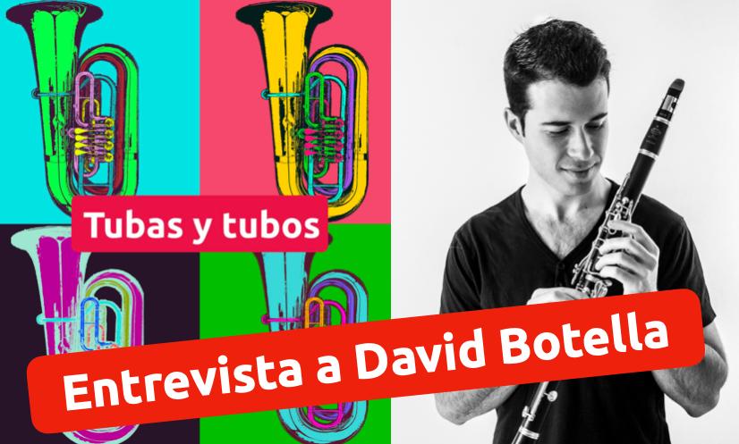Entrevista a David Botella que nos cuenta todo sobre su academia online de clarinete