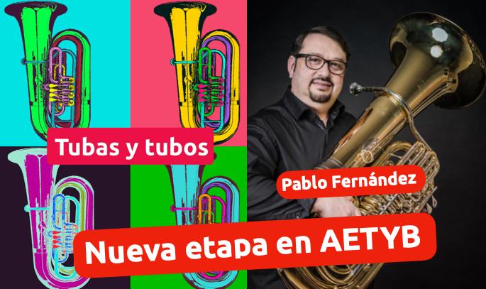 Nueva tapa en aetyb con PAblo Fernández