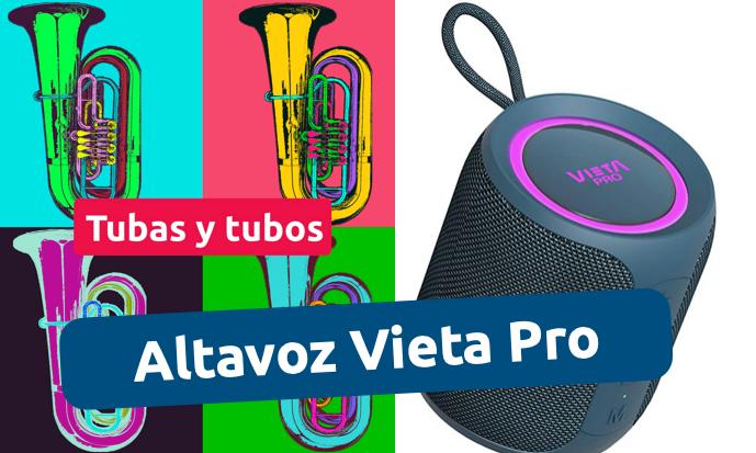 Altavoz Vieta Pro Easy