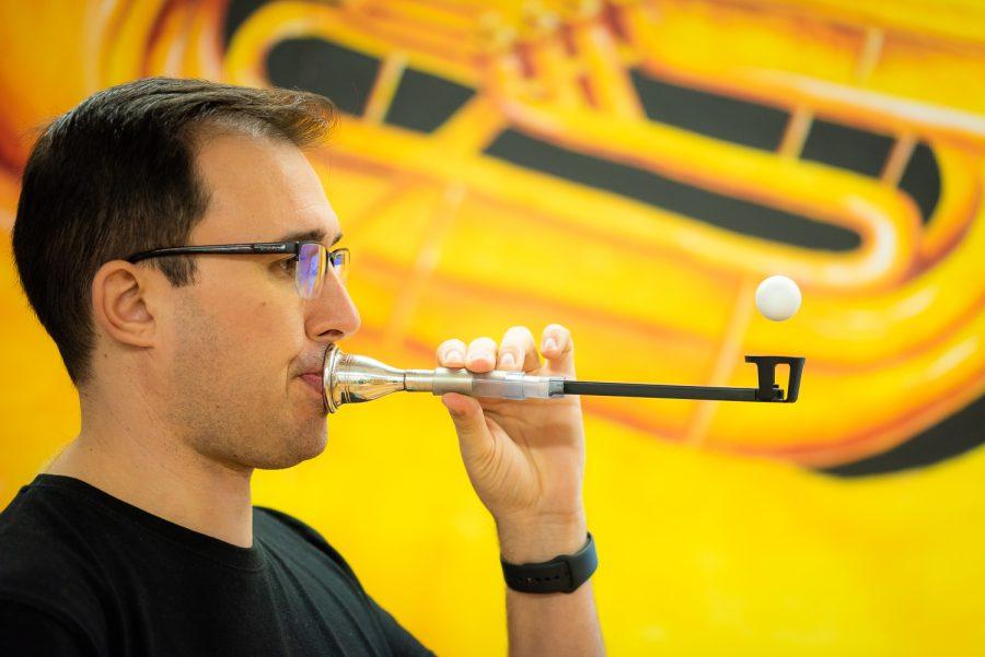 Flow-ball más boquilla de tuba