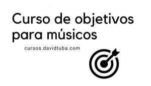 Curso de objetivos para músicos