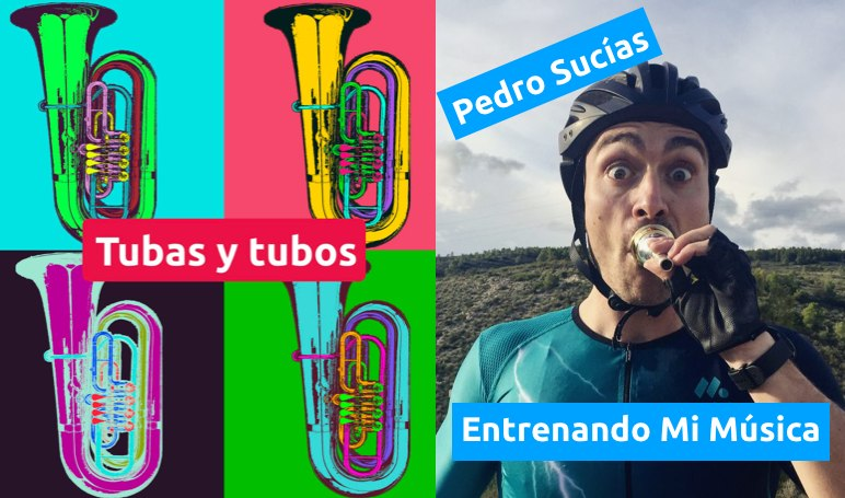 Pedro Sucías nos cuenta cómo practicar deporte en casa