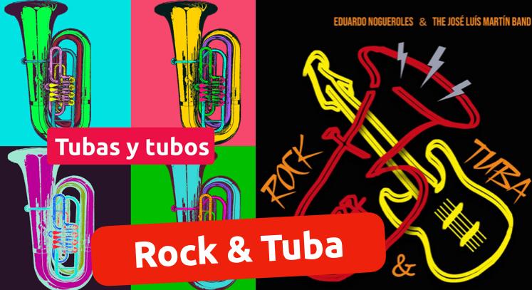Rock and tuba en tubas y tubos
