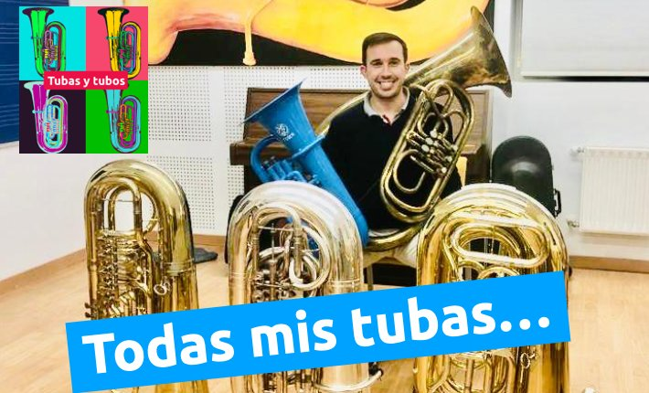 Las tubas de David Muñoz Tuba