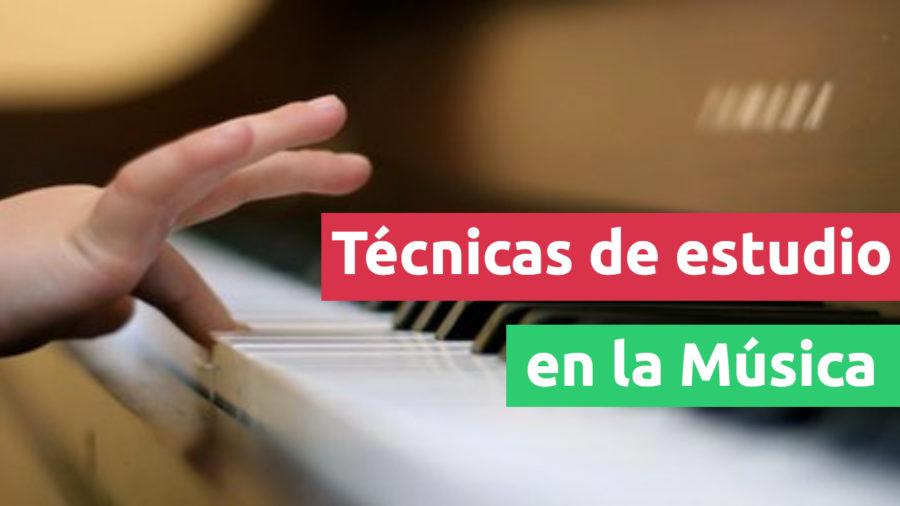Foto curso técnicas de estudio en la música